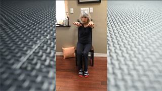 Gentle Chair Exercises