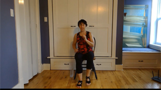 Chair Aerobics and Muscular Strengthening
